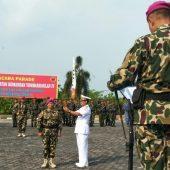 Mayor Marinir Hafied Jabat Danyonmarhanlan IV Tanjungpinang