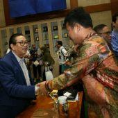 Kepala BP Batam Rudi SE Paparkan Rencana Strategis Lima Tahun Mendatang