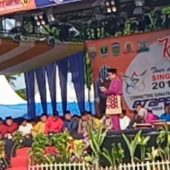 Bersempena HUT Ke 11 Kota Sungai Penuh Pemda Buka Festival Kenduri SKO