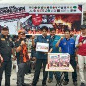 Himelaya Gandeng OKP Gelar Konser Amal, PWI Anambas Turut Bagi Sembako
