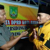 Anggota DPRD Batam, Utusan Sarumaha SH Berteriak Terkait Proyek Abal Abal di Sagulung