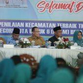 Medan Kota Masuk 6 Besar Kecamatan Terbaik Tingkat Provinsi Sumut