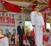 Bupati Karimun Rafiq Pimpin Upacara Peringatan HUT RI ke 74
