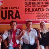DPC Partai Hanura Sungai Penuh Resmi Buka Pendaftaran Calon Walikota dan Wakil Walikota Sungai Penuh