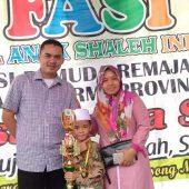 Naufal Wakil Tebo Sabet Juara 2 FASI Tingkat Provinsi Jambi Cabang Azan dan Iqomah TKA