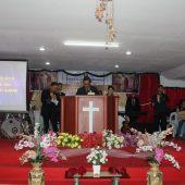 KKR Natal Gereja Bethel Indonesia Pasir Indah, Berlangsung Penuh Khidmat