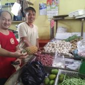 Jelang Akhir Tahun 2019, Harga Beberapa Barang Dapur di Pasar Dabo Naik