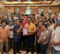 Dukungan Persaudaraan Jawa-Batak Kian Menambah Pundi Pendukung Soeryo Maju Pilkada Kepri 2020