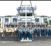 WADANLANTAMAL IV PIMPIN PERINGATAN KE-71 HARI BELA NEGARA