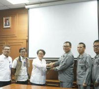 Bakamla Kunjungi Badan Pengelola Pelabuhan Batam Bahas Integrasi Data