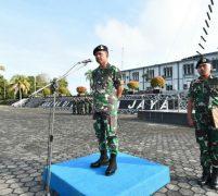 DANLANTAMAL IV PIMPIN APEL KHUSUS BULAN TRI SILA TNI AL TAHUN 2019