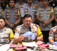 Polres Jakbar Beberkan Pengungkapan  Tindak Kejahatan Tahun 2019, Ini Penjelasan Kapolres