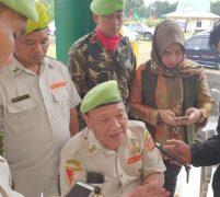 HUT Ke 63 Tahun Veteran, Ketua PPM Kepri Pantas Opan Napitupulu Dorong  Pemerintah Kota Batam Perhatikan Kehidupan Para Veteran