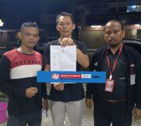 Tim Kuasa Hukum Hendri Resmi Laporkan Oknum PNS Kota Batam ke Polresta Barelang