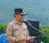 Adirozal Pimpin Apel Siaga Darurat Bencana Kabupaten Kerinci