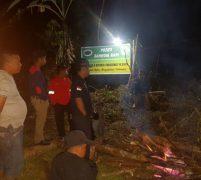 RAPI wilayah 11 Kerinci Libatkan Anggota Lakukan Pencarian Orang Hilang di Danau Kaco