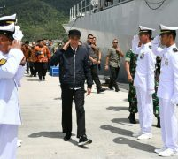 Presiden Jokowi Tegaskan Hak Berdaulat Indonesia di ZEE