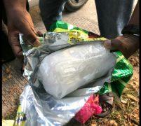 Dalam Sepekan Ditresnarkoba Polda Kepri Amankan 1 Kg Sabu dan  43,55 Gram Daun Ganja