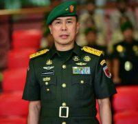Pangdam XIV/Hasanuddin Resmi  Dijabat Mayjen TNI Andi Sumangerukka S.E, M.M