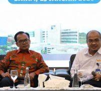 Paska Pelantikan 278 Eselon di BP Batam, Sesmenko Perekoniman Berikan Arasahan Sekaligus Urai Target RPJMN 2020-2024