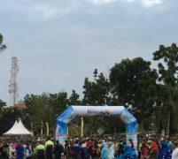 Batam Bersepeda 2020, Kepala BP Batam-Walikota Batam Rudi : 'Kita Ingin Masyarakat Batam Sehat'
