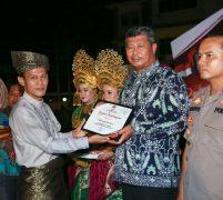 Bupati Abdul Haris Hadiri Launching Pemilihan Bupati dan Wakil Bupati  2020 Anambas