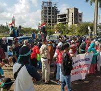 Warga Bengkong Sadai Desak Kepala BP Batam  Pro Rakyat