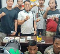 Tim Sultan Polres Tebo Bekuk 2 Orang Pelaku Curat Di Tebo