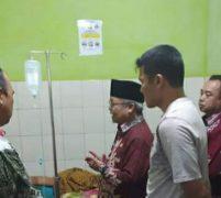 Wabup Ami Pastikan Biaya Perobatan Pelayati Penderita Tumor Ganas Ditanggung Pemda