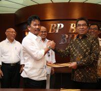 Kembangkan Pelabuhan Batu Ampar, BP Batam Jalin Kerja Sama Dengan Pelindo II