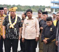 Kunjungan Menko Airlangga, Bupati Apri : Membawa Peningkatan Industri dan Pembangunan Bintan