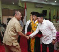 Plt Walikota Medan Akhyar Hadiri Milad 68 Tahun UISU