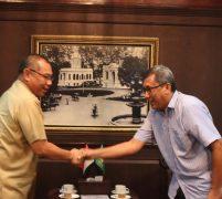 Plt Walikota Medan Harapkan ASPPHAMI Solusi Tangani Masalah Hama