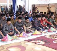 Wako AJB Hadiri Syukuran Atas Pelantikan Ketua DPRD Sungai Penuh