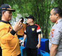 Pemko Medan & Forkopimda Susur & Bersih Bersih Sungai Deli