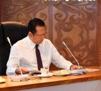 Ketua MPR: Cegah Panik, Sosialisasikan Kemampuan Negara Tangkal Virus Corona