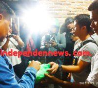 Polsek Medan Area Grebek Kampung Narkoba, 1 Kg Sabu Disita