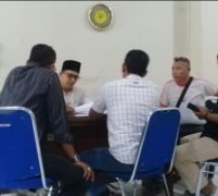Ormas PEKAT IB Sambangi  Dishut Jambi Tanyakan Perkembangan Penanganan Laporan Masyarakat