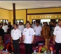 Desa Batu Kacang Masuk 7 Besar Lomba Desa Aman Pangan Tingkat Nasional
