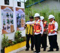 Jokowi Apresiasi Sistim  Pengelolaan Sampah Lintas Kabupaten dan Kota di TPA Banjarbakula