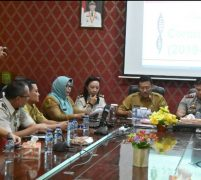 Dinas Kesehatan dan Polres Tanjungpinang Pastikan 7 Orang Warga Lalui Observasi Virus Corona Kondisi  Sehat