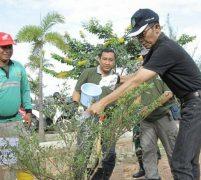 Hari Peduli Sampah Nasional, Wawako Batam Amsakar Ajak Masyarakat Sadar Bahaya Sampah Plastik