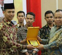 Resmi Dilantik Bupati, Guntur Nahkodai IPMK2M-Pekanbaru Periode 2019-2021