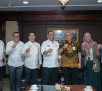 Akhyar Apresiasi PT Telkom Dukung Pengembangan Smart City Di Kota Medan
