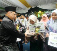 Medan Denai Juara Umum MTQ Ke-53 2021, Medan Johor Tuan Rumah