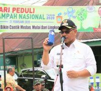 Akhyar Ajak Para Siswa Muallimin Percantik Medan