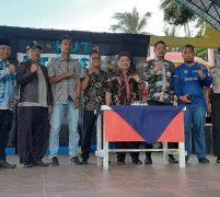 Wabup KKA Wan Buka Turnamen Karang Taruna