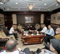 Akhyar Apresiasi PT Bank Sumut Dukung Program Layanan BTS