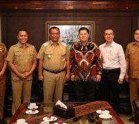 Akhyar Harapkan First Media Ikut Promosikan Kota Medan