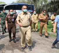 Akhyar Cek 3 Perusahaan Penyedia  Hand Sanitizer
